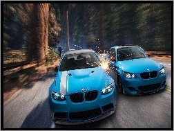 Pursuit, Gra, M5, Bmw M3, Need For Speed